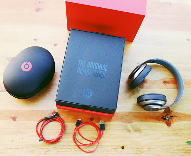 beats headphones unboxed