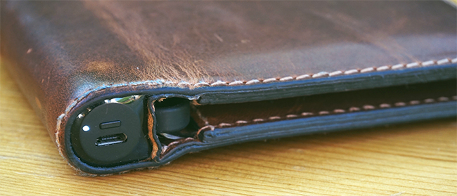 nomad leather iphone wallet